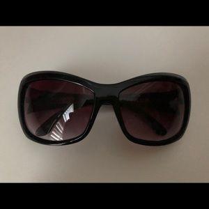 Farrah Spy+ Black Sunglasses